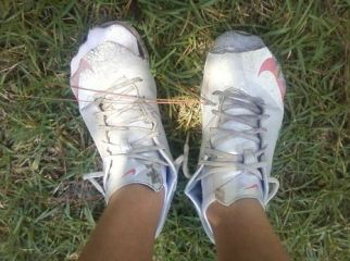Old Cleats g
