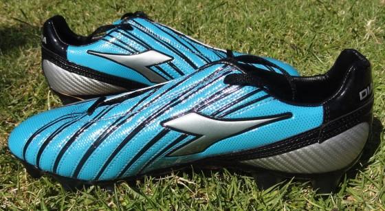 Olympic Blue Diadora Solano GX 14