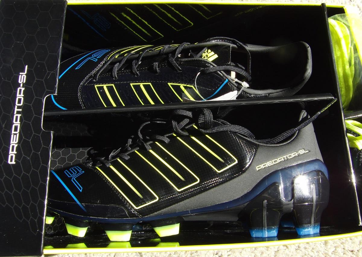 Original Adidas Adipower Predator SL acaba de llegar: