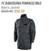 Nike Barca Jacket Deal