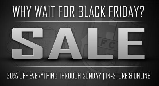 decb307df57fe SoccerFanatic Pre-Black Friday Sale | Soccer Cleats 101