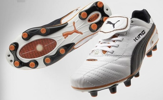 f3413c6b6 Puma King Finale in White/Team Orange Released | Soccer Cleats 101