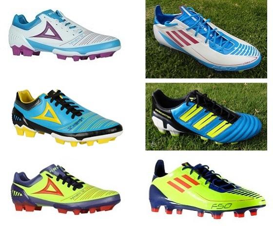 Pirma vs Adidas Soccer Cleats