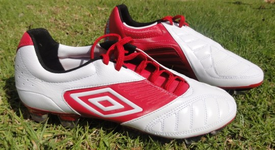 Umbro Geometra Pro Red White
