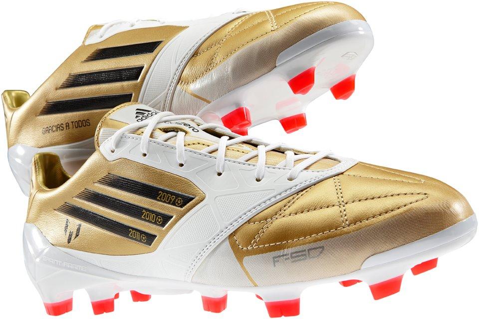 427866240 Adidas F50 adiZero - Lionel Messi Ballon d'Or Edition | Soccer ...