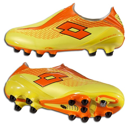 Lotto Zhero Gravity in Sun Yellow