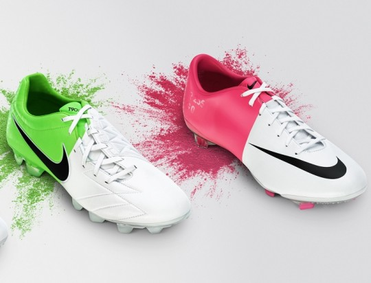 Nike Boots Clash Collection