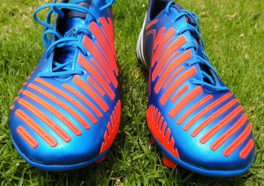 sale retailer 95c7d 83622 Adidas Predator LZ Review  Soccer Cleats 101