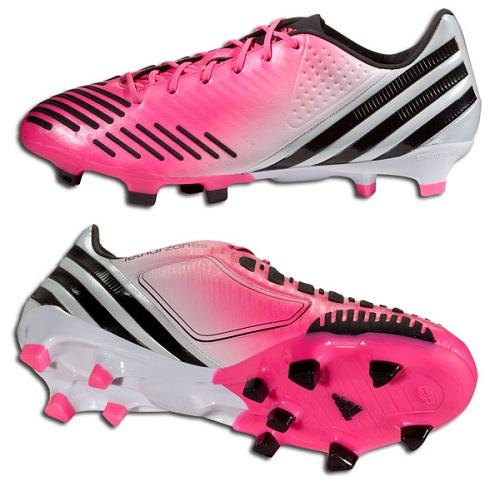 Super Pink Adidas Predator LZ