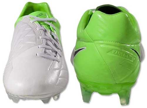 Nike T90 Laser in Electric Green
