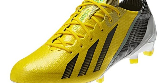 New Synthetic F50 adiZero