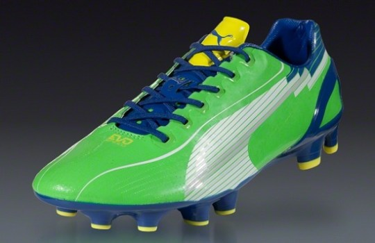 Puma evoSpeed Jasmine Green