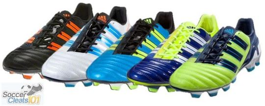 adipower Predator Collection