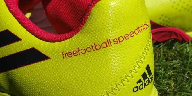 FreeFootball Speedtrick