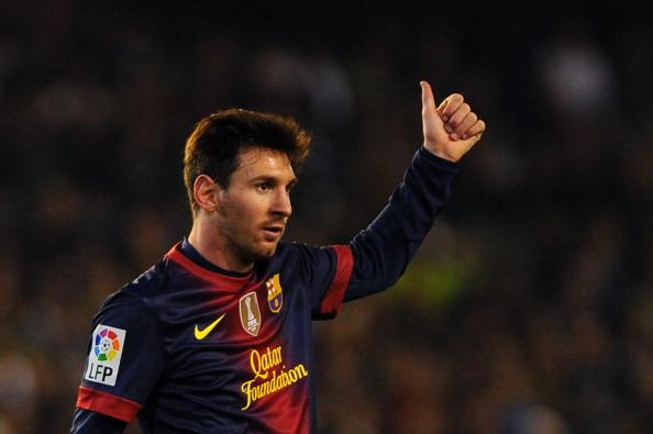 Messi-Record