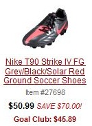 Soccer Sale 2012 #1