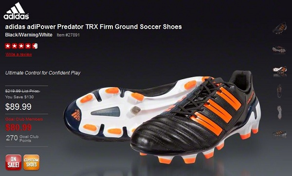 adiPower Predator Deal