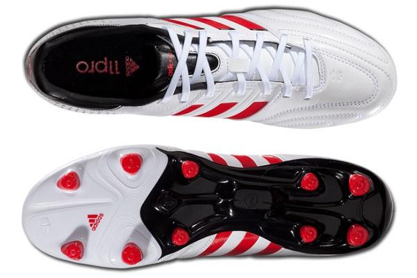 Adidas adiPure 11Pro White Upper
