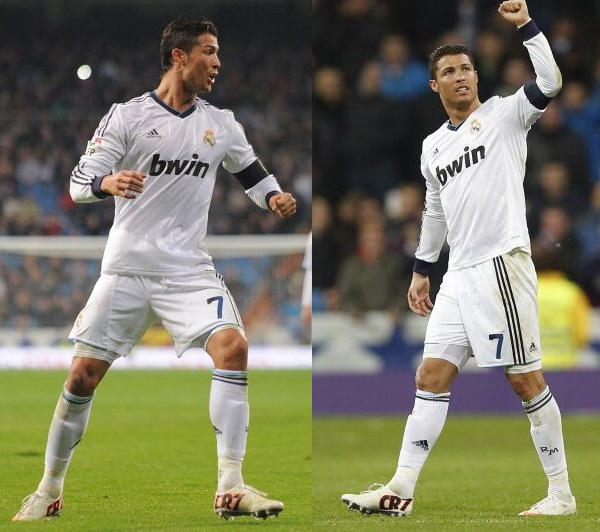 Ronaldo in Mercurial IX