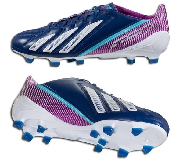 Adidas F50 adiZero Blue