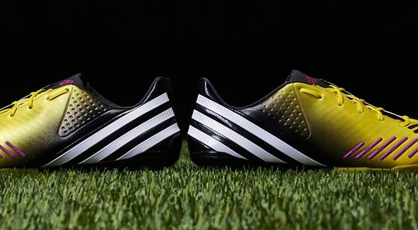 Adidas Predator in Vivid Yellow