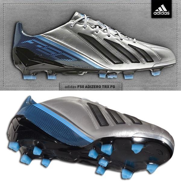 Adidas F50 Silver