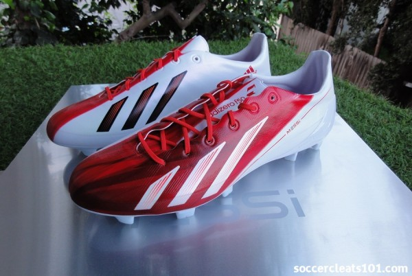 Messi Boots on Box