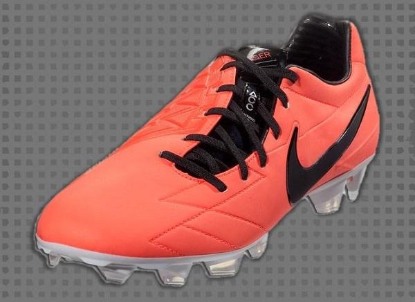 07ec3a2c8aea Nike T90 Laser IV - Mango Black Crimson