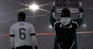 US vs Costa Rica Snow