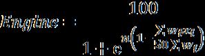 Engine Equation