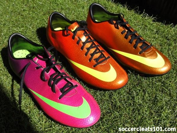 Nike Mercurial IV Series