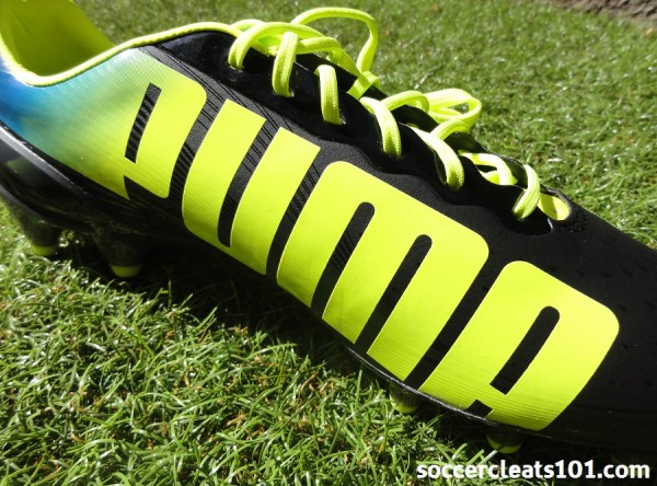 Puma hit on the evoSPEED 1.2