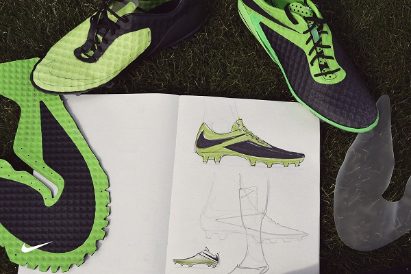 Hypervenom Concept to Completion