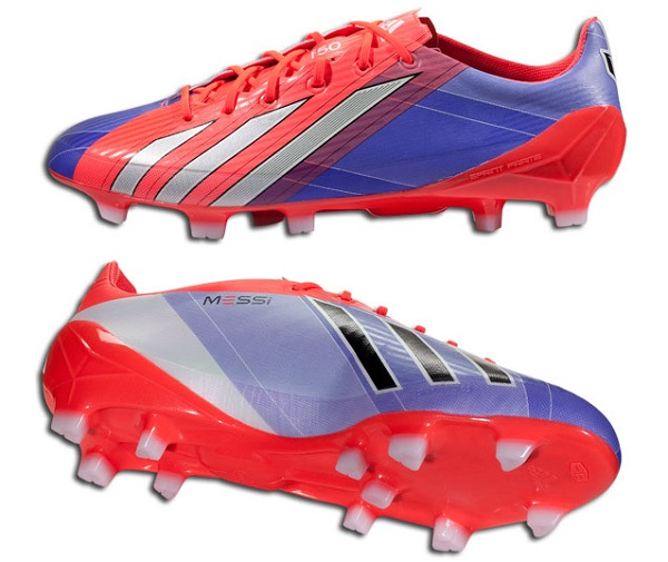 New Messi design. [See: Adidas F50 adiZero ...