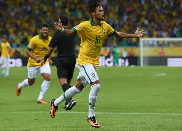 Nike Hypervenom 2013 Neymar