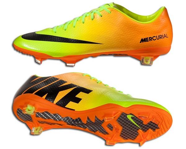 Nike VAPOR IX Volt Citrus