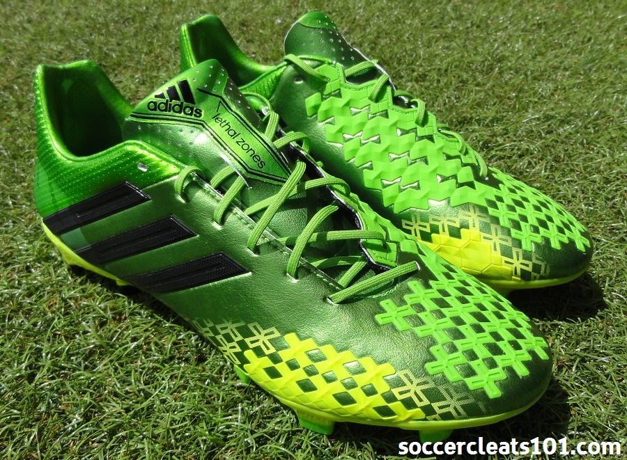 Adidas Predator Lethal Zones 2 Soccer Cleats 101