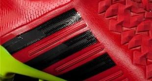 Red Predator LZ 3-Stripe