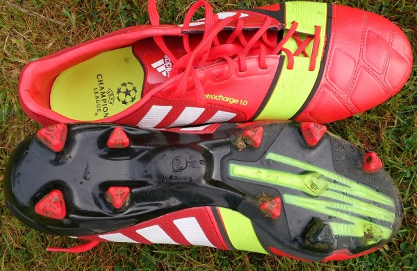 Adidas Nitrocharge Champions League
