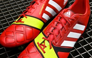Adidas Nitrocharge Red Detailing
