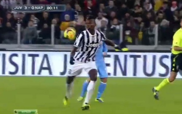Pogba Volley