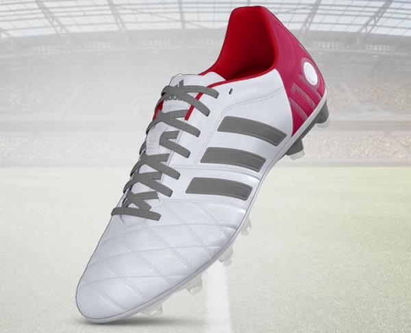 adiPure with Reflective Stripes