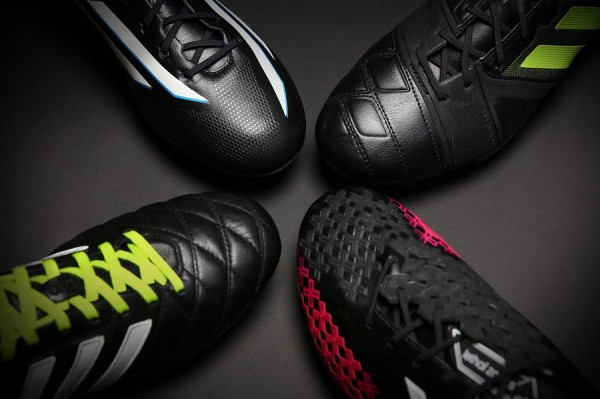 Adidas Black Pack