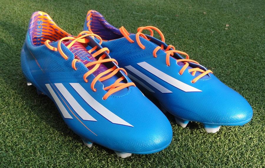 772c7193b Adidas F50 adiZero Samba Review   Soccer Cleats 101