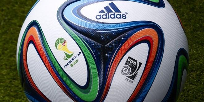 Brazuca Soccer Ball