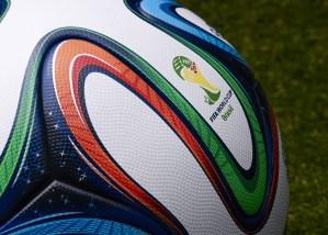 Brazuca World Cup 2014