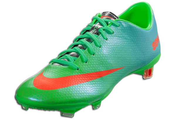 online store 6e046 19420 Neo Lime Nike Vapor IX | Soccer Cleats 101