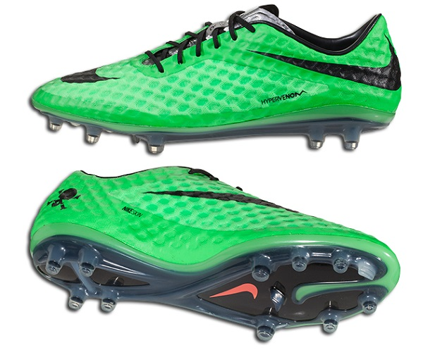 Nike Hypervenom in Neo Lime Green