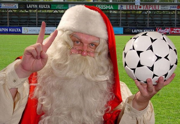 Xmas Soccer