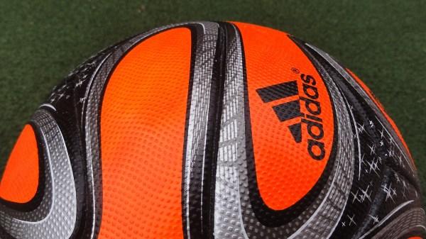 Adidas Brazuca PowerOrange